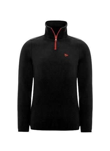 Thermoform Sweatshirt Siyah